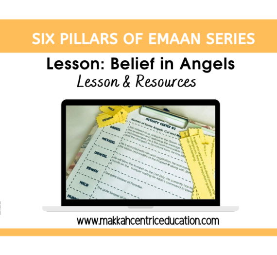 Belief in Angels – Lesson Plan & Resources