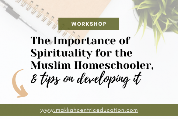 The Importance of Spirituality & Tips on Developing It.