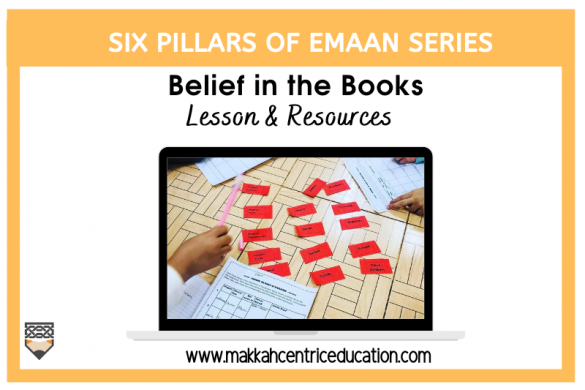 Belief in the Books – Lesson Plan & Resources